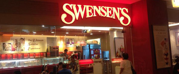 25 Stores for Swensen Ice Cream Chain