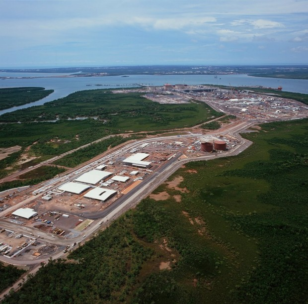Ichthys LNG Project,Lamchabang