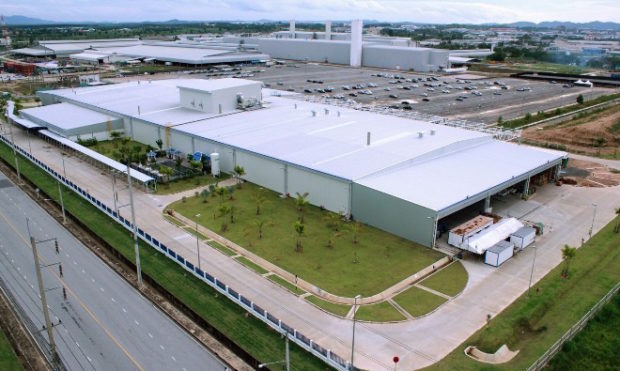 P-001 General Motors factory, Rayong, Thailand