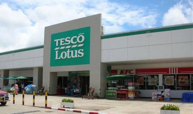 P-701 Tesco Lotus, Thailand
