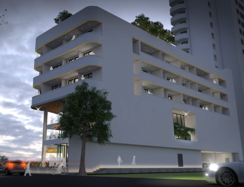 New project The Residence 26 in Bangkok