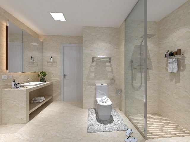 BIG ROOM BATHROOM